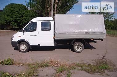 ГАЗ 33023 Газель   2012