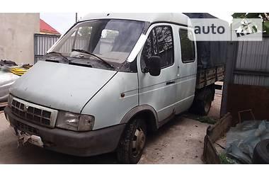 ГАЗ 33023 Газель  2000