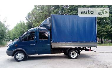 ГАЗ 33023 Газель  2008