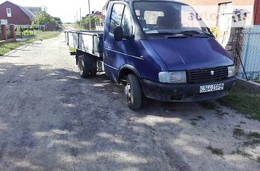 ГАЗ 33023 Газель  1995