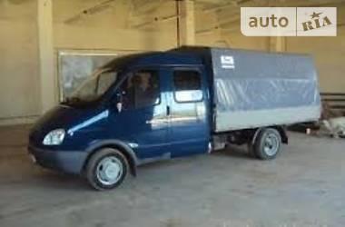 ГАЗ 33023 Газель Дует 2010