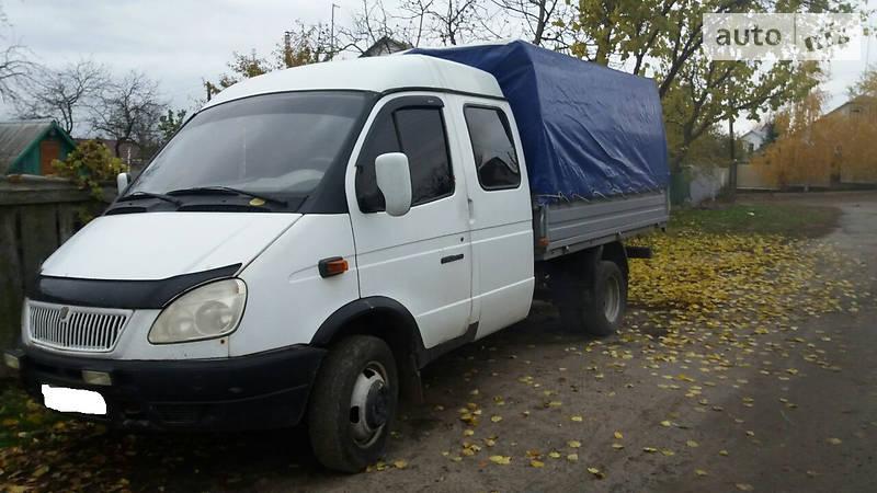 ГАЗ 33023 Газель 2008 року