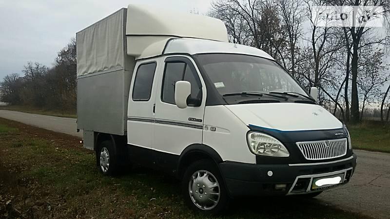 ГАЗ 33023 Газель 2006 года