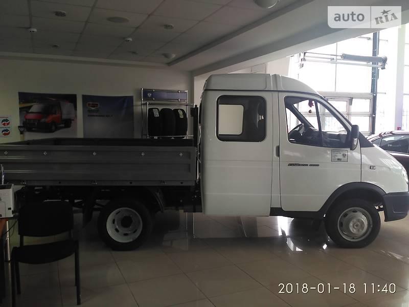 ГАЗ 33023 Газель 2017 года