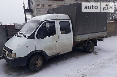 ГАЗ 33023 Газель  2002