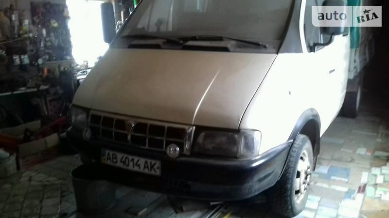 ГАЗ 33023 Газель 2000 года