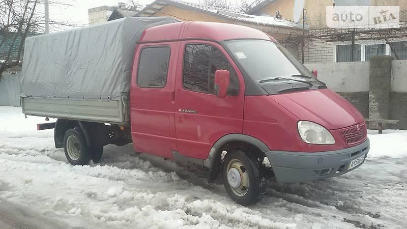 ГАЗ 33023 Газель 2007 года