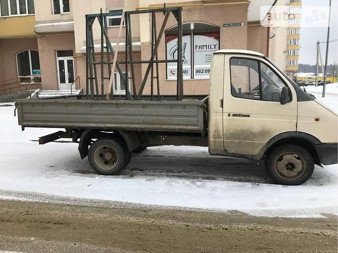 ГАЗ 33023 Газель 2002 года
