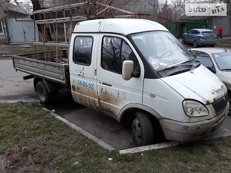 ГАЗ 33023 Газель 2005 года