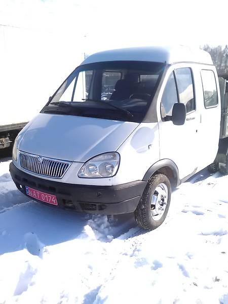ГАЗ 33023 Газель 2004 года