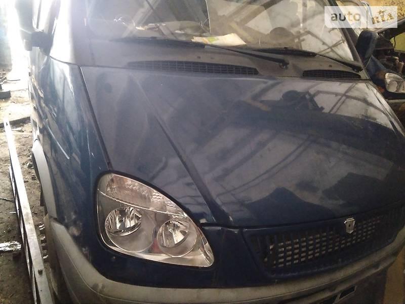 ГАЗ 33023 Газель 2008 года