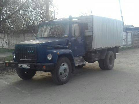 ГАЗ 3306