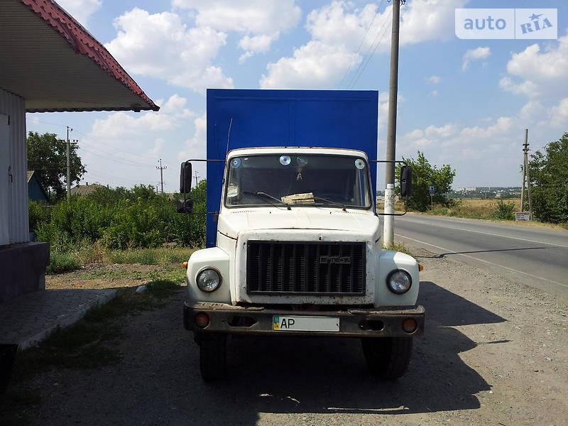ГАЗ 3307 2004 года