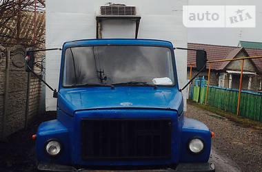 ГАЗ 3307  1993