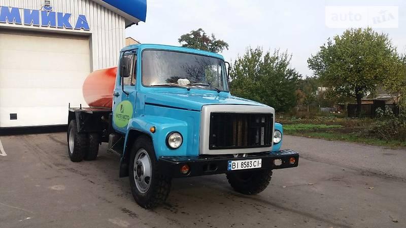 ГАЗ 3307 1992 року