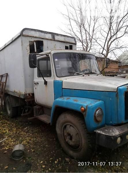 ГАЗ 3307 1995 года