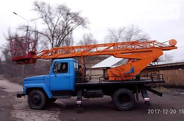 ГАЗ 3307  17 1991