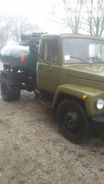 ГАЗ 3307 1992 года