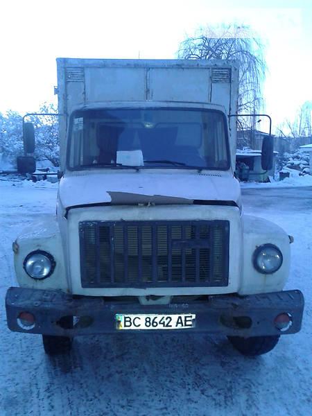 ГАЗ 3307 2005 года