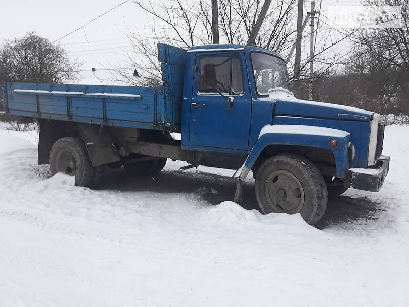 ГАЗ 3307 1991 года