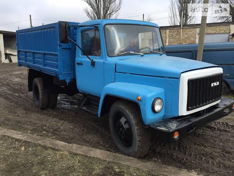 ГАЗ 3307 1993 года