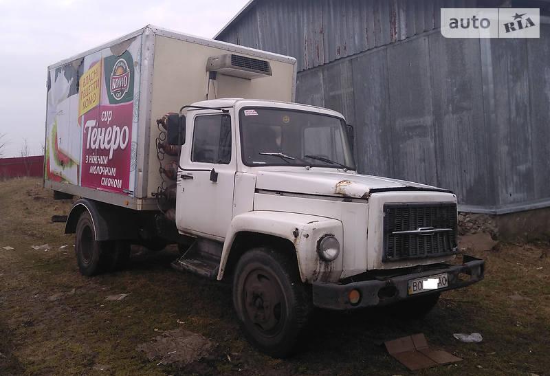 ГАЗ 3307 2002 года