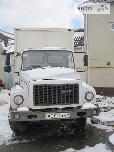 ГАЗ 3307 2003 года