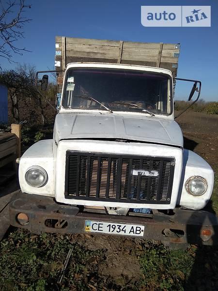 ГАЗ 3307 1994 года