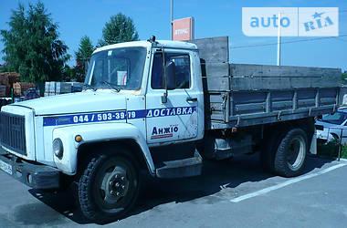 ГАЗ 3309 3309 2007