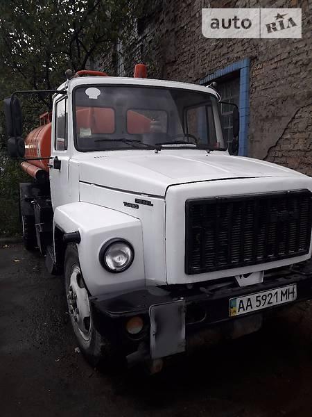 ГАЗ 3309 2007 года