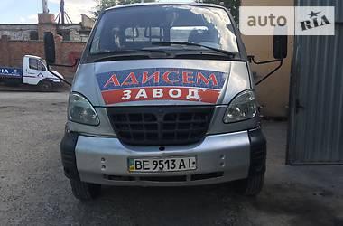 ГАЗ 3310 Валдай 2008