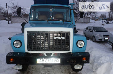 ГАЗ 4301  1993