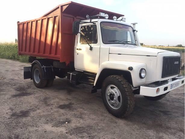 ГАЗ 4301 1996 года