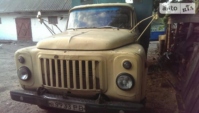 ГАЗ 52 1984 года