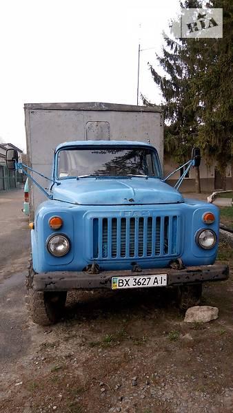 ГАЗ 52 1990 года