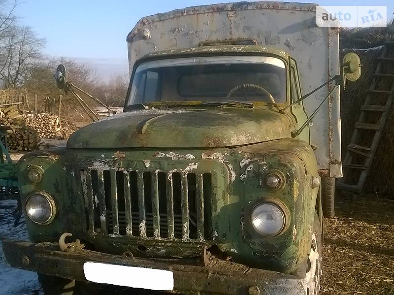 ГАЗ 52 1986 года
