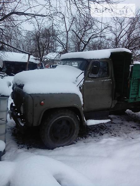 ГАЗ 52 1988 года