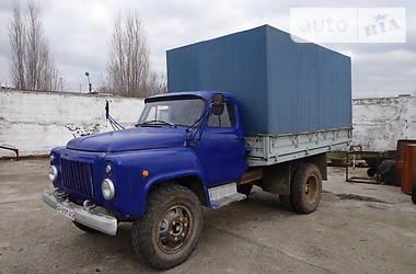 ГАЗ 52 5204 ЗНГ 1987