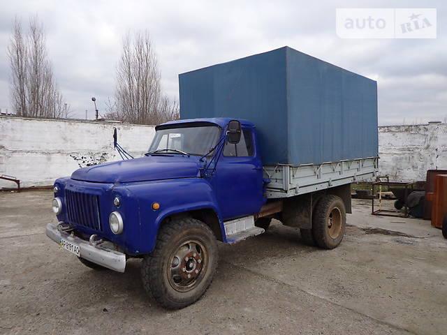 ГАЗ 52 1987 года