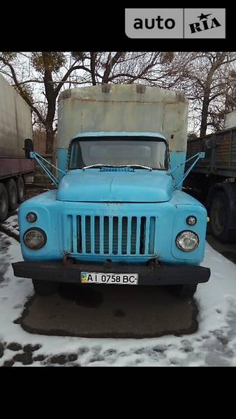ГАЗ 52 1989 года