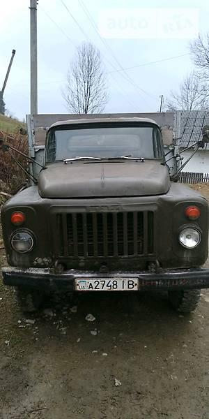 ГАЗ 52 2000 года