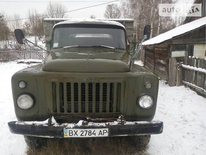 ГАЗ 52 1985 года
