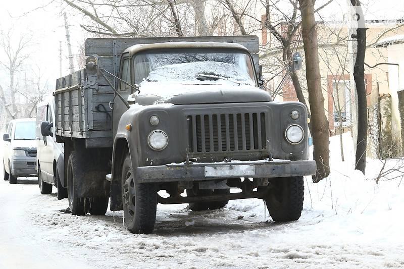 ГАЗ 52 1974 года
