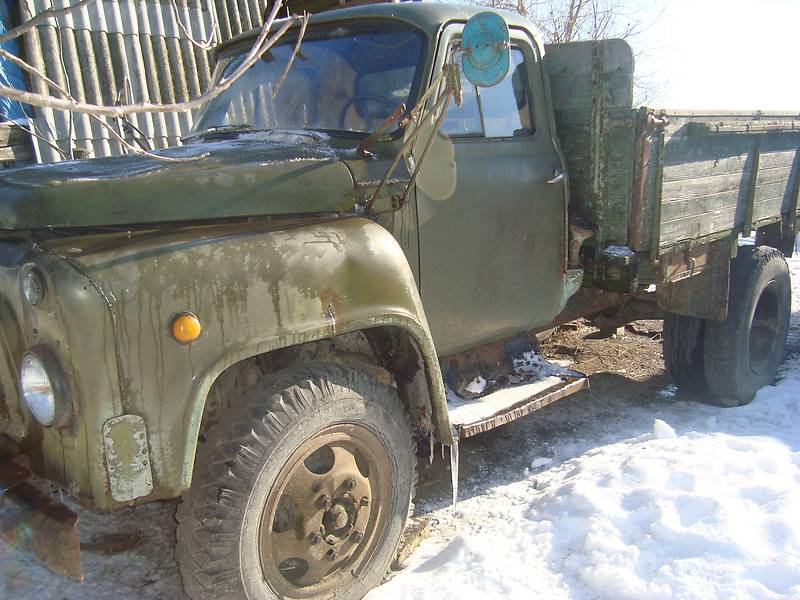 ГАЗ 52 1975 года
