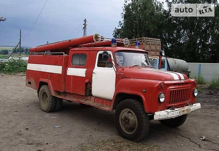 ГАЗ 53 Б