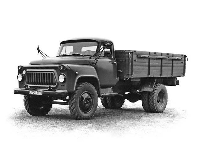 ГАЗ 53 груз. 1991 года