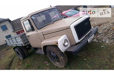 ГАЗ 53 груз.  1990