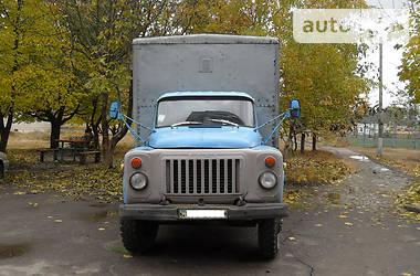 ГАЗ 53 груз. 53-27 1989