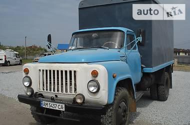 ГАЗ 53 груз.  1989