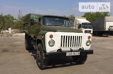 ГАЗ 53 груз.  1986